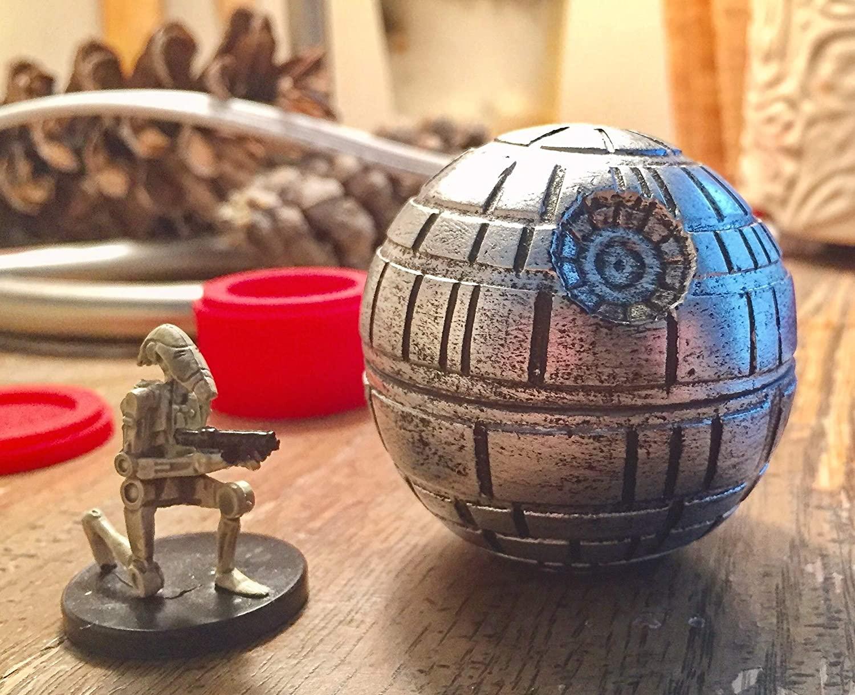 3. Death Star Herb Grinder