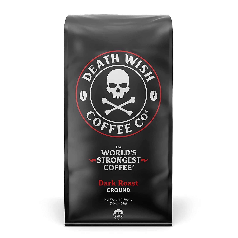 7. Death Wish Coffee