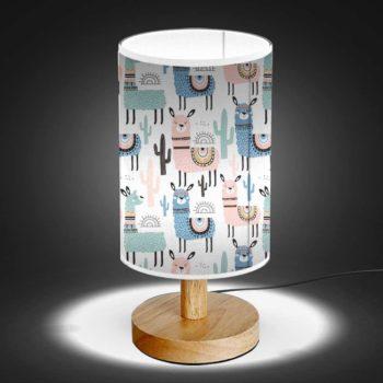 Decorative Llama Lamps