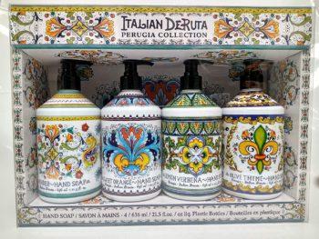 Deruta Hand Soap, Italy