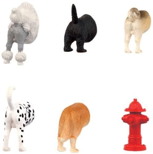 1. Dog Butt Magnets