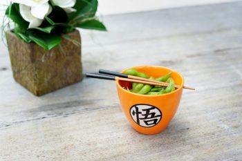 Dragon Ball z Bowl-Chopsticks