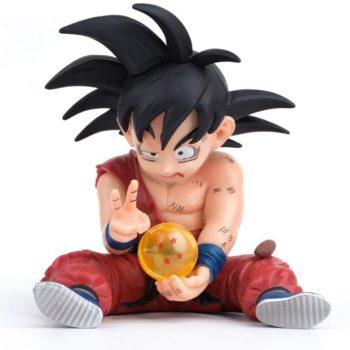 Dragon Ball z Injured Goku Toy