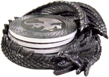 Dragon Coaster Holder
