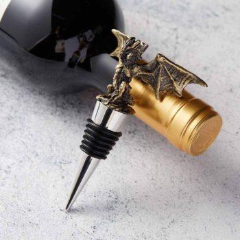Dragon Decorative Bottle Stopper