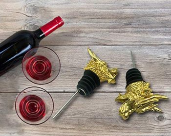 Dragon Wine Pourer