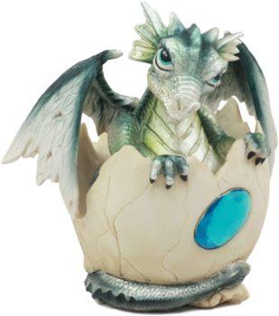 Dragon egg statue