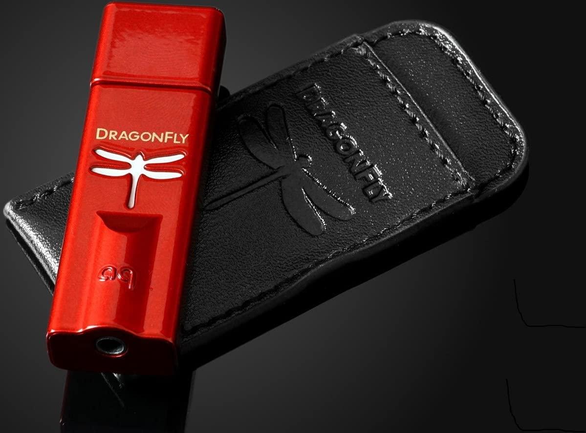 9. Dragonfly USB Headphone Amplifier