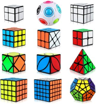 Dreampark Speed Cube Set
