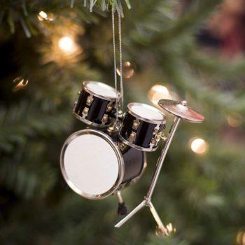 Drum Set Hanging Ornament