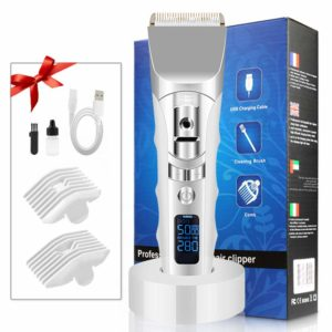 Electric Trimmer with Hair Clippers