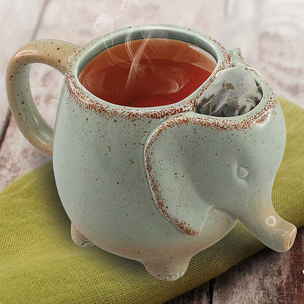 8. Elephant Mug