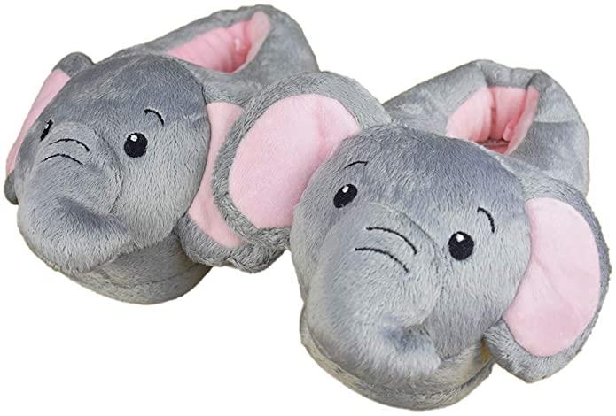 3. Elephant Slippers