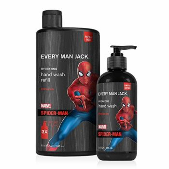 Every Man Jack Hand Wash - Marvel Spider-Man