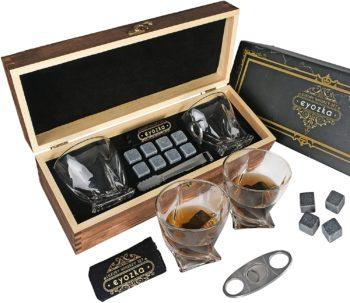 Eyozka Whiskey and Cigar Set