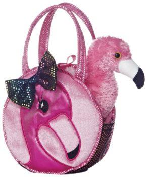 Fabulous Flamingo Fancy Pals Pet Carrier