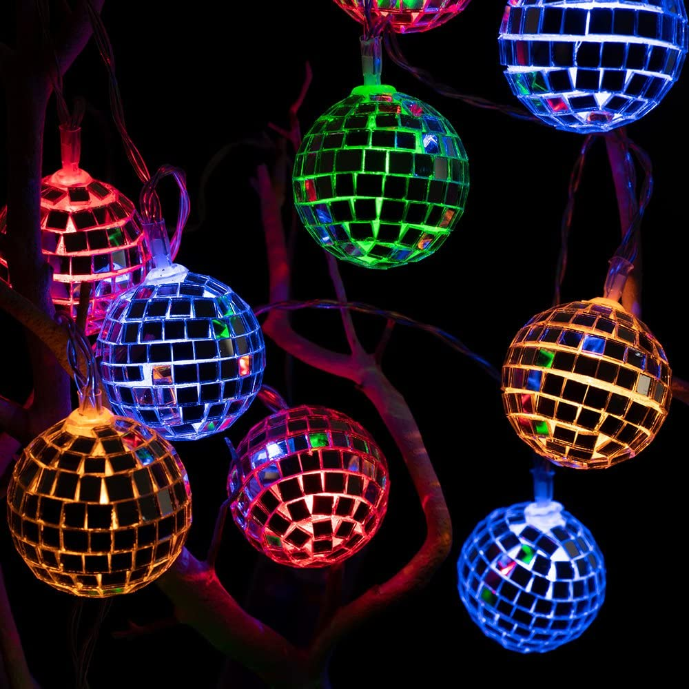 Fairy ball light indoor and outdoor decorations