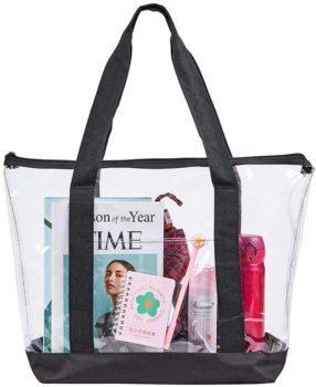 Fashion transparent handbag