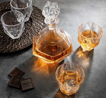 FineDine European Style Glass