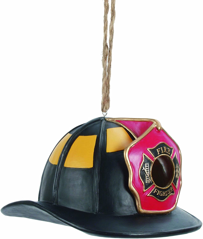 9. Fire Hat Birdhouse
