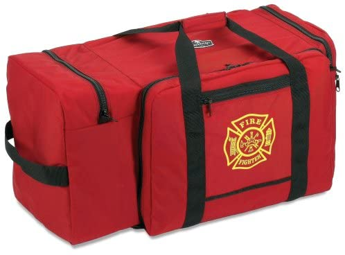 6. Firefighter Rescue Turnout Fire Gear Bag