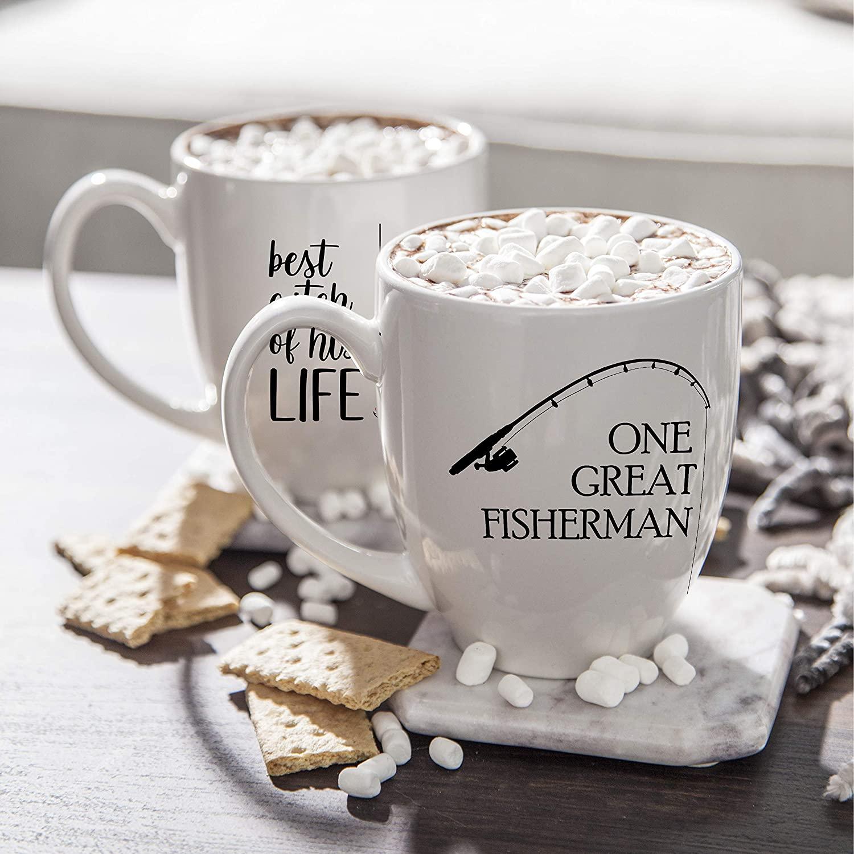 9. Fisherman Mug Set