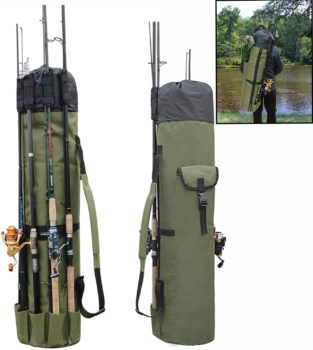 Fishing Rod Travel Bag