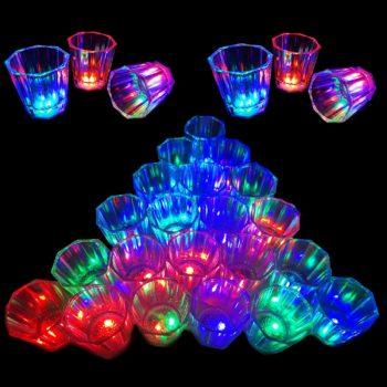 Flash Light Up Cups