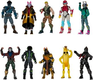 Fortnite Characters Collectibles