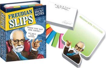 Freudian Slips Sticky Notes