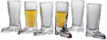 Funny drink glasses