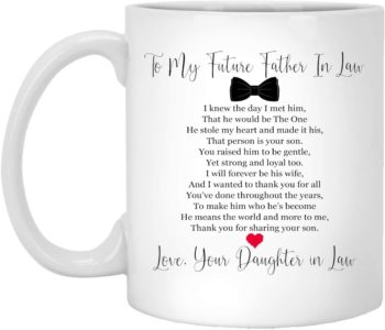 Future Father In Law Mug