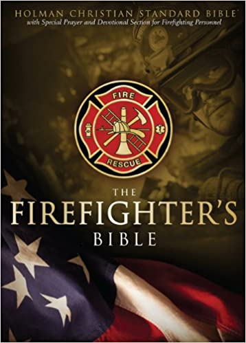 5. HCSB Firefighter's Bible