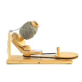 Hand Operated Premium Crafted Knitting & Crochet Ball Winder