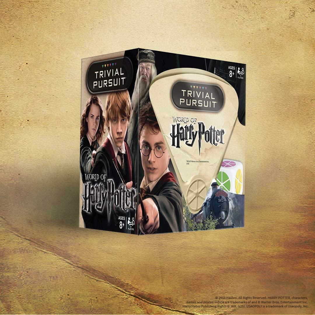 9. Harry Potter Trivial Pursuit
