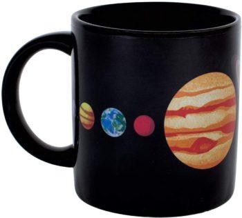 Heat Changing Planet Mug
