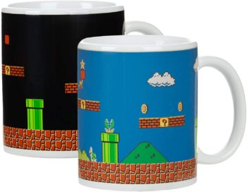 Heat-resistant ceramic mug