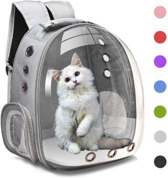 Henkelion Bubble Cat Backpack