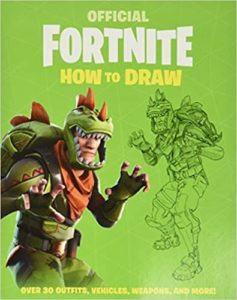 How to Draw – Fortnite Characters