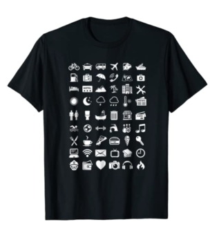 Icon Travel Shirt