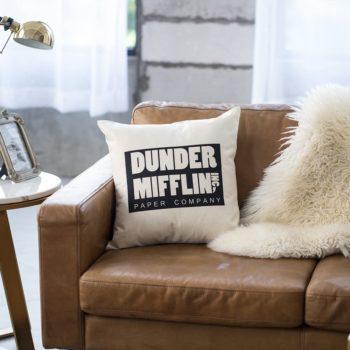Interesting office pillowcase