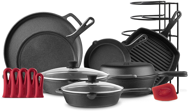 2. Iron Cookware