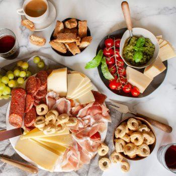 Italian Classic Gourmet Gift Basket
