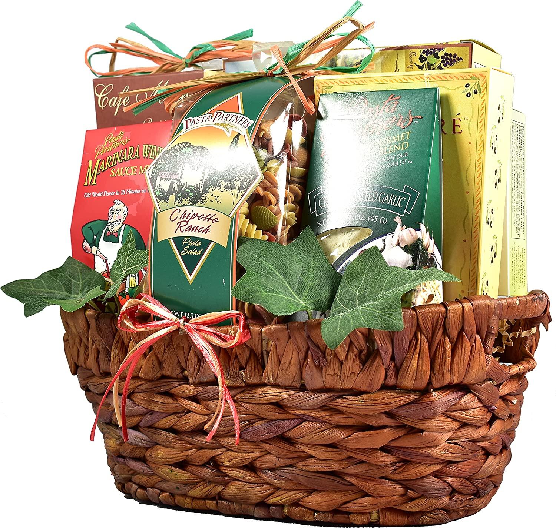 8. Italian Dinner Gift Basket