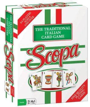 Italian Solitaire game