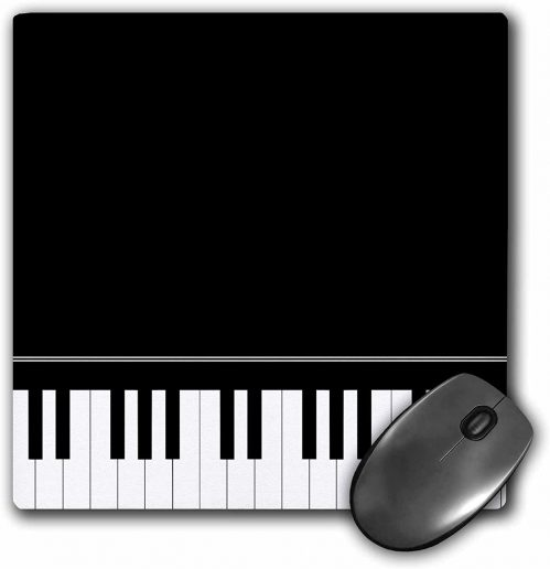 6. Keyboard Design Mouse Pad