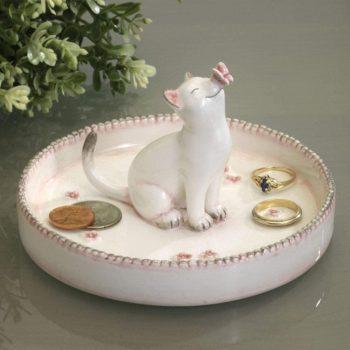 Kitten Trinket Tray