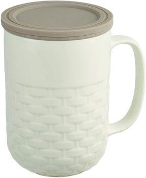 Knit Weave Mug