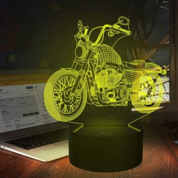 LED 3DLamp