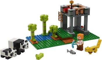 Lego Panda Blocks